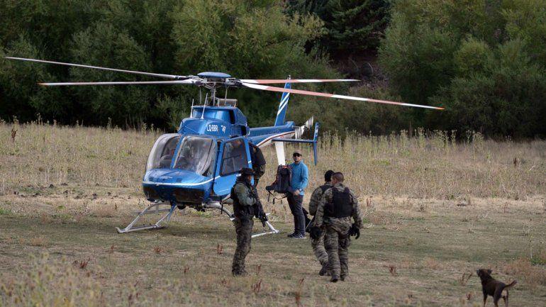 Los operativos para dar con Muñoz llegan tarde