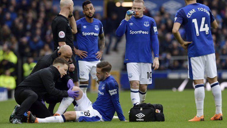Islandia está en vilo por la lesión de Sigurdsson, su máxima figura