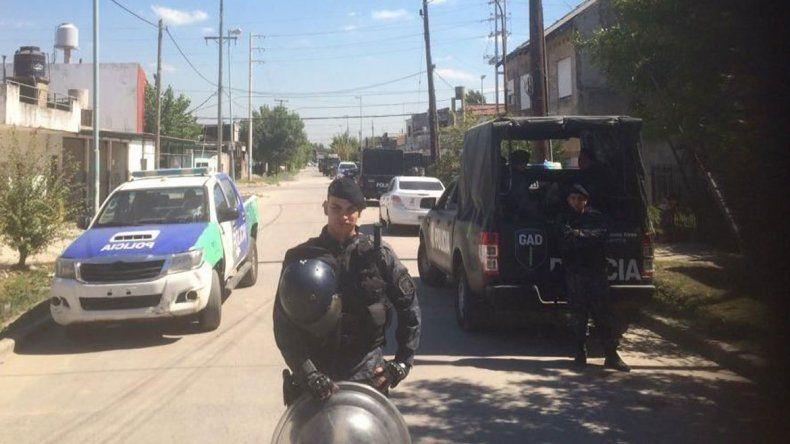 El homicida perdió la vida tras un enfrentamiento con varios policías.