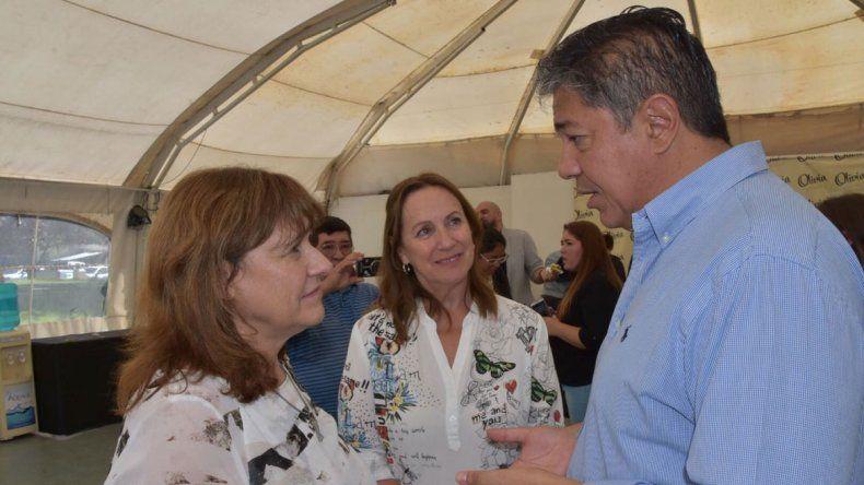 Pechen cuestionó a la conducción del MPN y Gutiérrez la cruzó