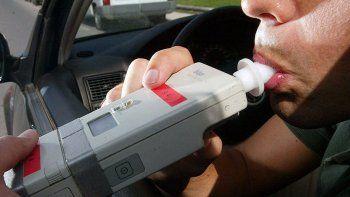 ¡alcoholemia record! taxista tenia 5 gramos de alcohol