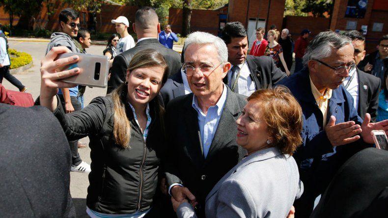 El ex mandatario apoyará a Iván Duque en las próximas elecciones.