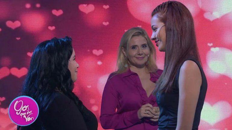 Aldana fue al programa a declararle su amor a Mariana.