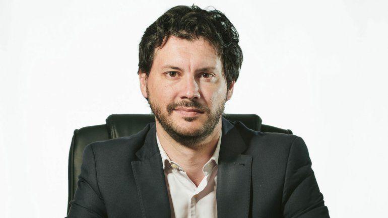 Sergio Drucaroff. El funcionario de la cartera de Producción llega a Neuquén con una agenda cargada.