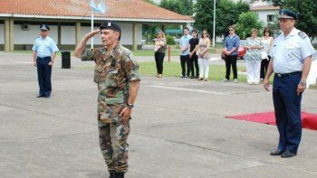 Pablo Dip era jefe de Operaciones Especiales de la Fuerza Aérea.