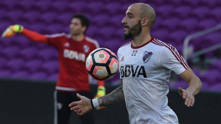 La única duda de Gallardo es en la defensa: Pinola o Martínez Quarta.