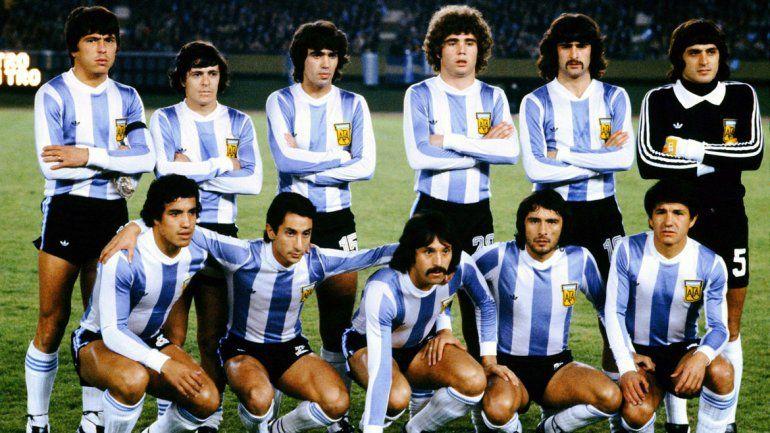 Murió uno de los campeones de Argentina en el Mundial 78