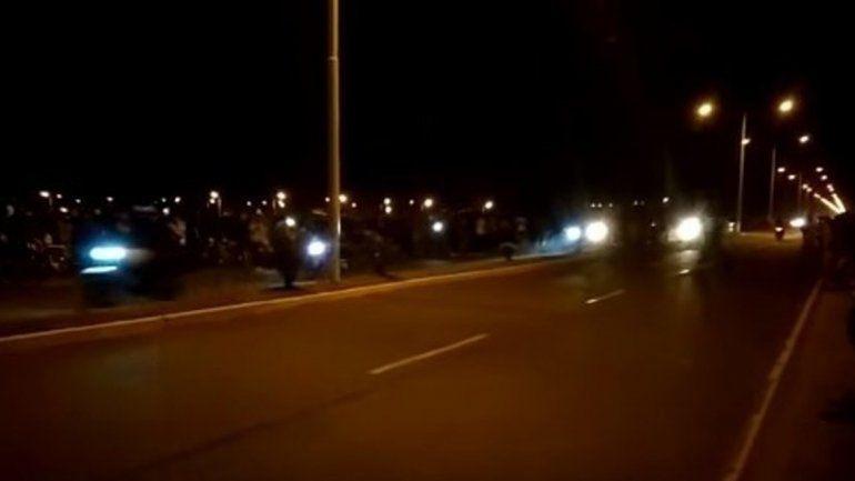Picada ilegal de motos: un joven de 18 años atropelló y mató a otro de 14