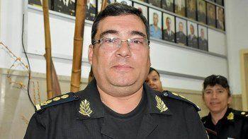 polemica frase del jefe de la policia de santa fe en un acto