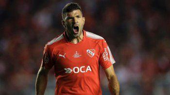 El Puma quiere seguir de rachapor la Libertadores.