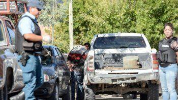 Delitos de la Policía durante el allanamiento en Progreso.