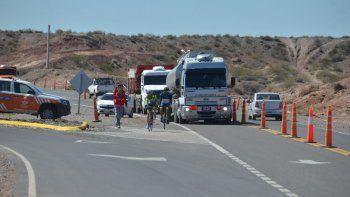 polemica por la demora en los rulos viales de la ruta 7