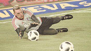 Una, dos... A Franco, Boca le llegó en varias ocasiones y siempre respondió de la mejor manera. Ganó todo en Colombia y vino al Millo para triunfar y jugar el Mundial.