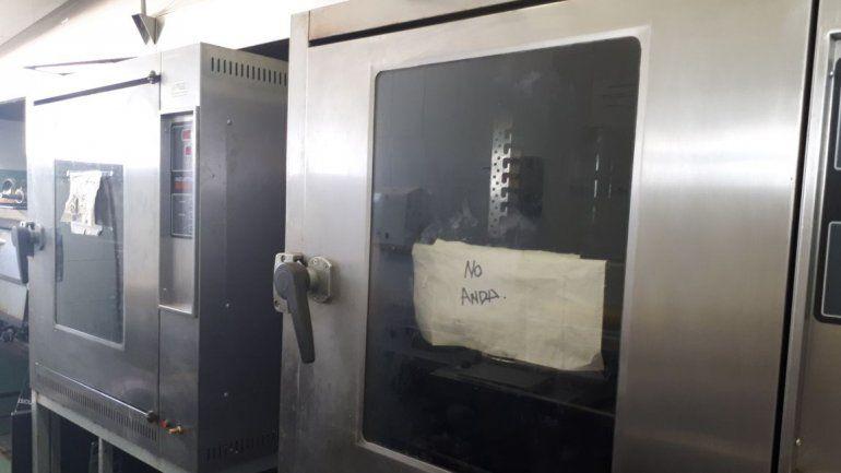 Castro Rendón: los médicos no tienen viandas por un reclamo