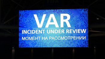 Es oficial: la FIFA confirmó que habrá VAR en Rusia 2018