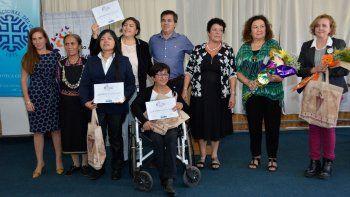 La subsecretaría de las Mujeres de Neuquén realizó en el Salón Azul de la UNCo el acto Mujeres Destacadas 2018.