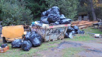 villa la angostura analiza propuesta para tratar residuos