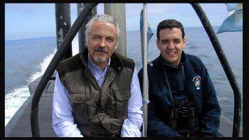 grieta entre familiares de tripulantes del submarino