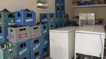 Las cuevas de birra recaudan  $36 mil por fin de semana