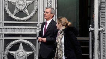 Duelo diplomático: ahora es Rusia la que echa a 23 británicos