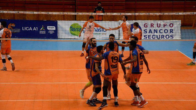 Gigantes del Sur le ganó a Monteros de Tucumán y es finalista de la Copa Argentina