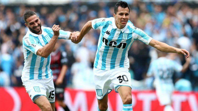 Imparable: Racing goleó a Patronato por 5 a 0