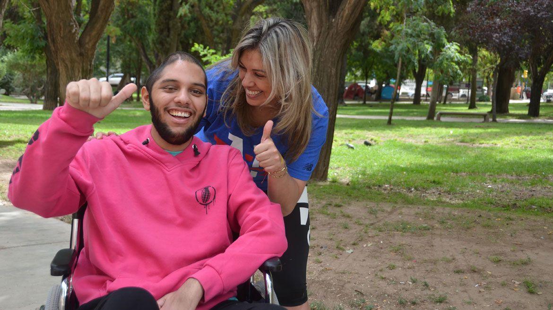 Mirá la entrevista a Lautaro, que se recupera tras estar 38 días en coma