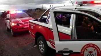 Rescataron a cinco mujeres que se perdieron camino a una laguna