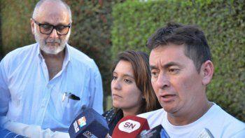 Los familiares volvieron a apuntar contra el fiscal que ignoró la denuncia de Karina