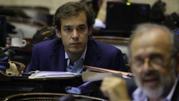 Leandro López, diputado nacional del PRO por Neuquén.