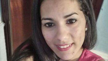 Yamila Napoli recibió un disparo en el cuello el domingo pasado.