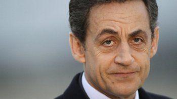 Detuvieron a Sarkozy por dinero sucio en su campaña de 2007