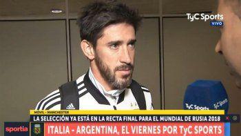 Pablo Pérez y Lautaro Martínez hablaron de su sueño mundialista