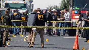 Ayer, en Texas, explotó la quinta bomba en los últimos 19 días.