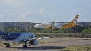 El aeropuerto ya puede operar con visibilidad baja
