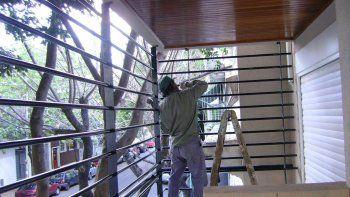 enrejados: el 95 por ciento de los neuquinos blindo su casa