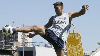 El defensor de Boca bancó al equipo en el flojo momento que pasa.