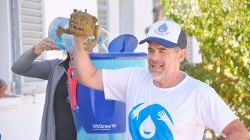 cinco escuelas van a tener agua mas apta para los estudiantes