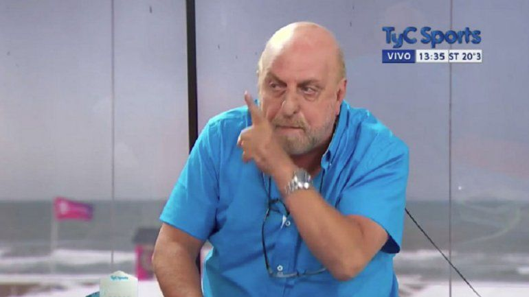 Horacio Pagani fue internado por problemas cardíacos