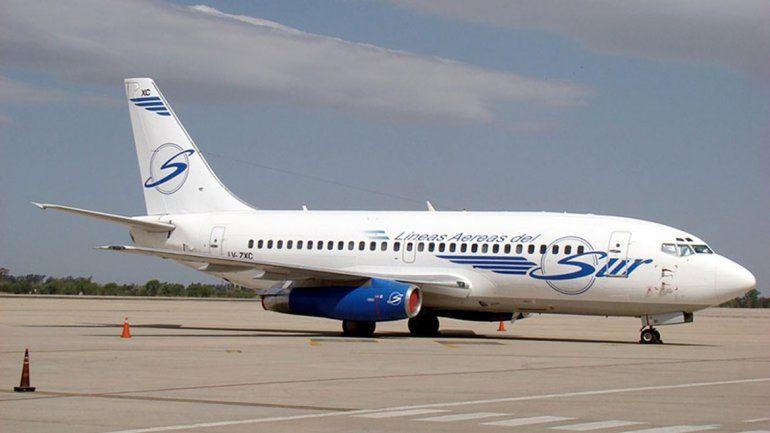 LASA abre nuevas rutas para distintos lugares del país y el exterior.