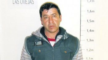 El femicida Lorenzo Muñoz  se cambió de ropa