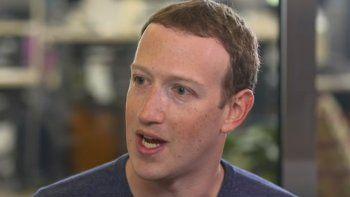 facebook: zuckerberg asumio la responsabilidad por el escandalo