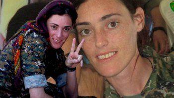 una joven medica neuquina murio en un accidente en el norte de siria