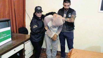 El hombre de 23 años fue inmediatamente detenido por la violación.