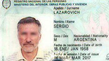 Antes era Sergio y ahora es Sergia. No se hizo ninguna operación.