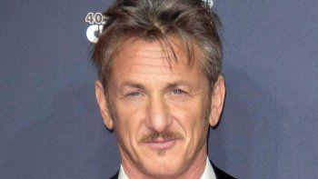 Sean Penn se lanzó como escritor con un libro cargado de polémica.