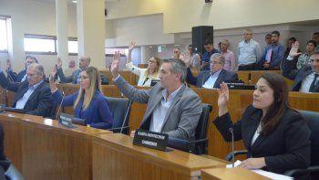 el concejo deliberante voto a favor del dia del nino por nacer