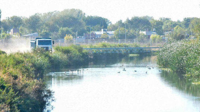 Riva insiste en que no hay avances para revertir la contaminación del Arroyo Durán