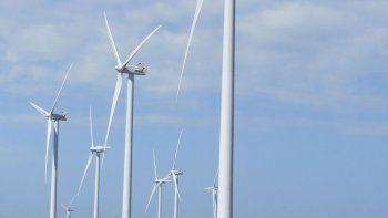 nacion adjudico el primer parque eolico creado en la provincia