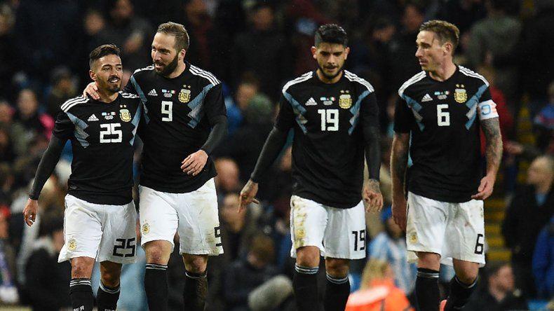 Selección: acá están, estos son... los 23 para el Mundial